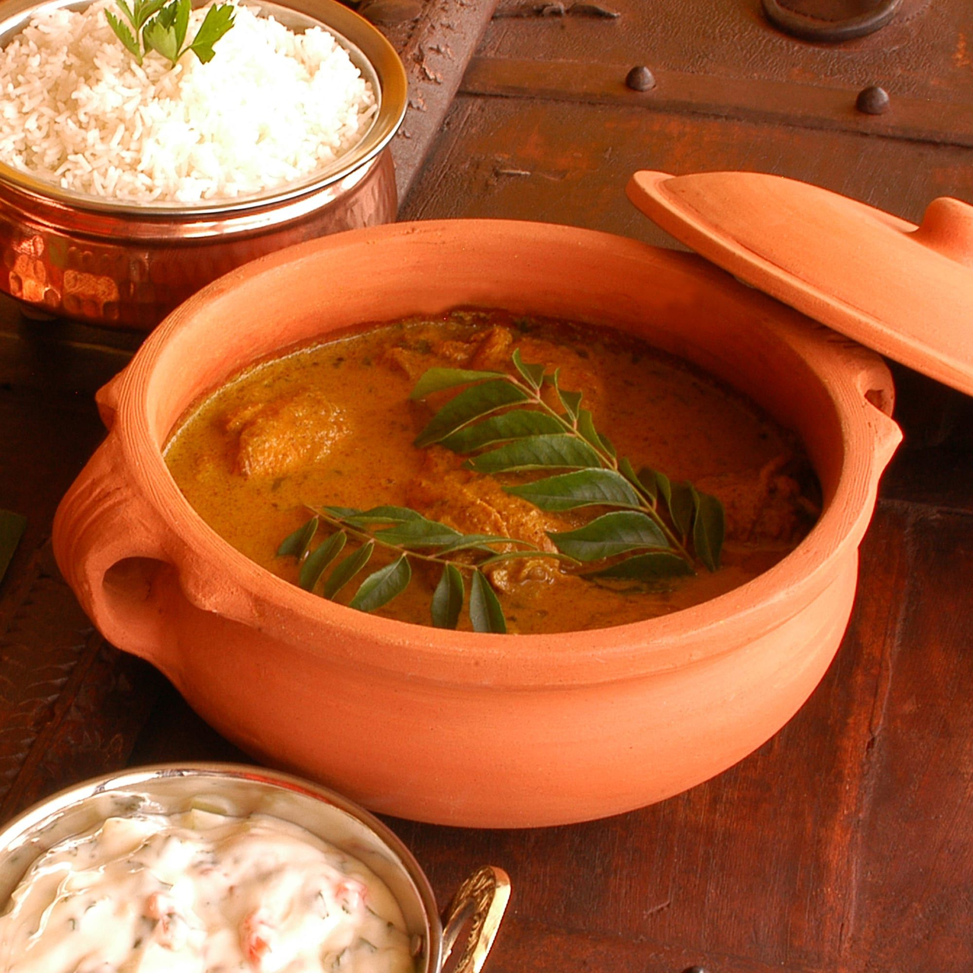 clay pot cooking indian Looking for a delicious and nutritious new way to cook at home