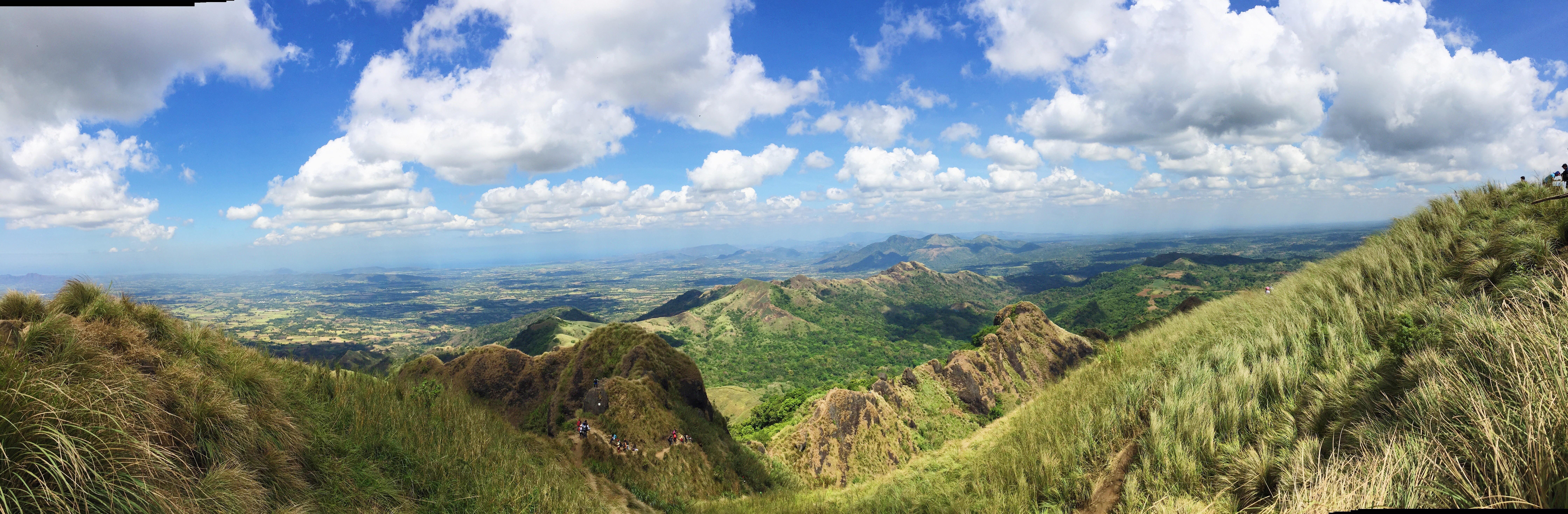 Outdoor Nature Mountains Mt Batulao In Nasugbu Batangas