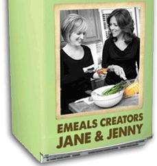 eMeals Creators - Jane and Jenny