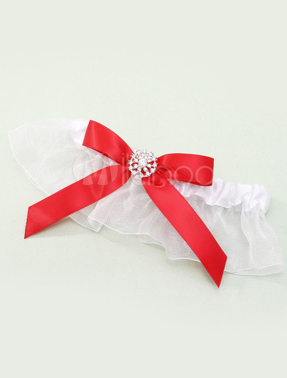 Satin Fantastic Wedding Garter for Bride