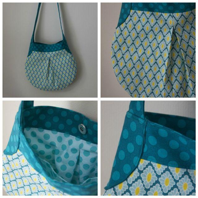 Tear Drop Bag (Amy Butler)