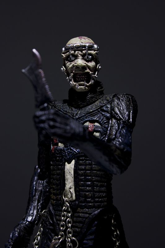 Hellraiser Series 2: Surgeon Cenobite Action Figure | From ...