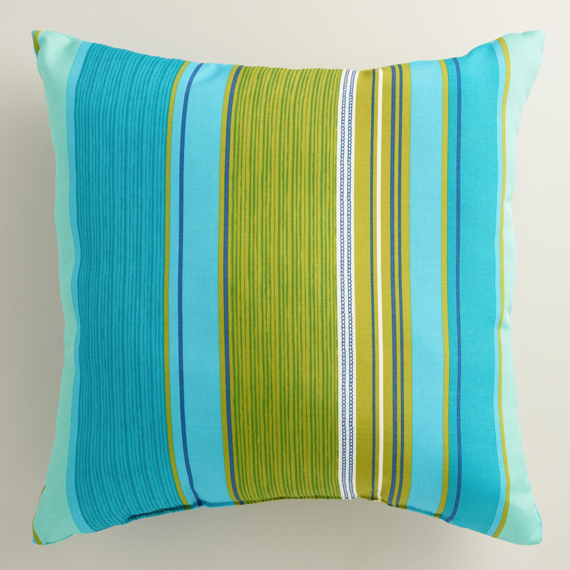 seafoam throw designs weathered carousel stripe large pillows aqua striped accent pillow and pastel green