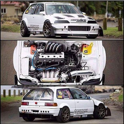 Build A Honda >> Great Looking Honda Build Honda Honda Civic Hatchback