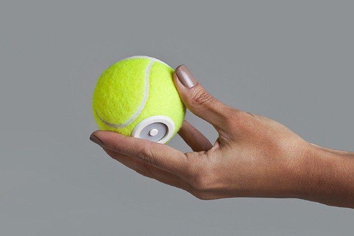 은퇴한 테니스공을 무선 스피커로… -테크홀릭 http://techholic.co.kr/archives/58860