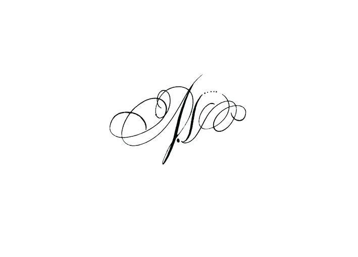 Mon Prenom Calligraphie Arabe Gratuit Tatouage Lettres N Et V