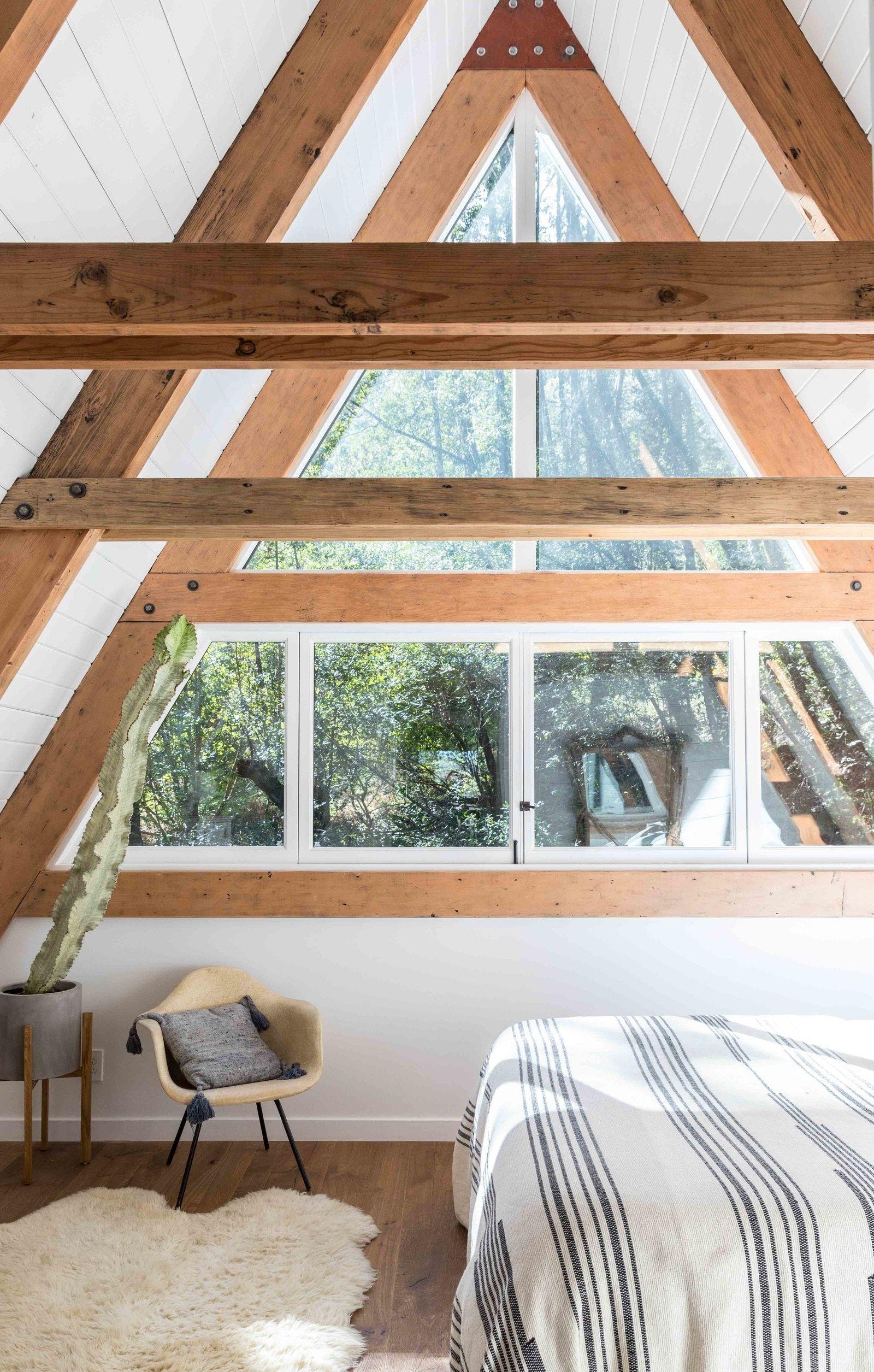 Inverness A Frame Cabin By Blythe Design Co Asleep A Frame Cabin