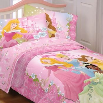Disney Princess Bedding Dainty Princess Girls Bedding Princess Bedding Set Full Comforter Sets Princess Bed