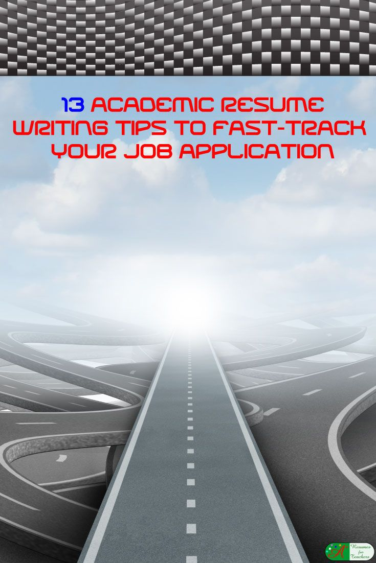 How To Write Academic Resume Extensive Academic Cv Curriculum Vitae Or Resume Writing Tips .