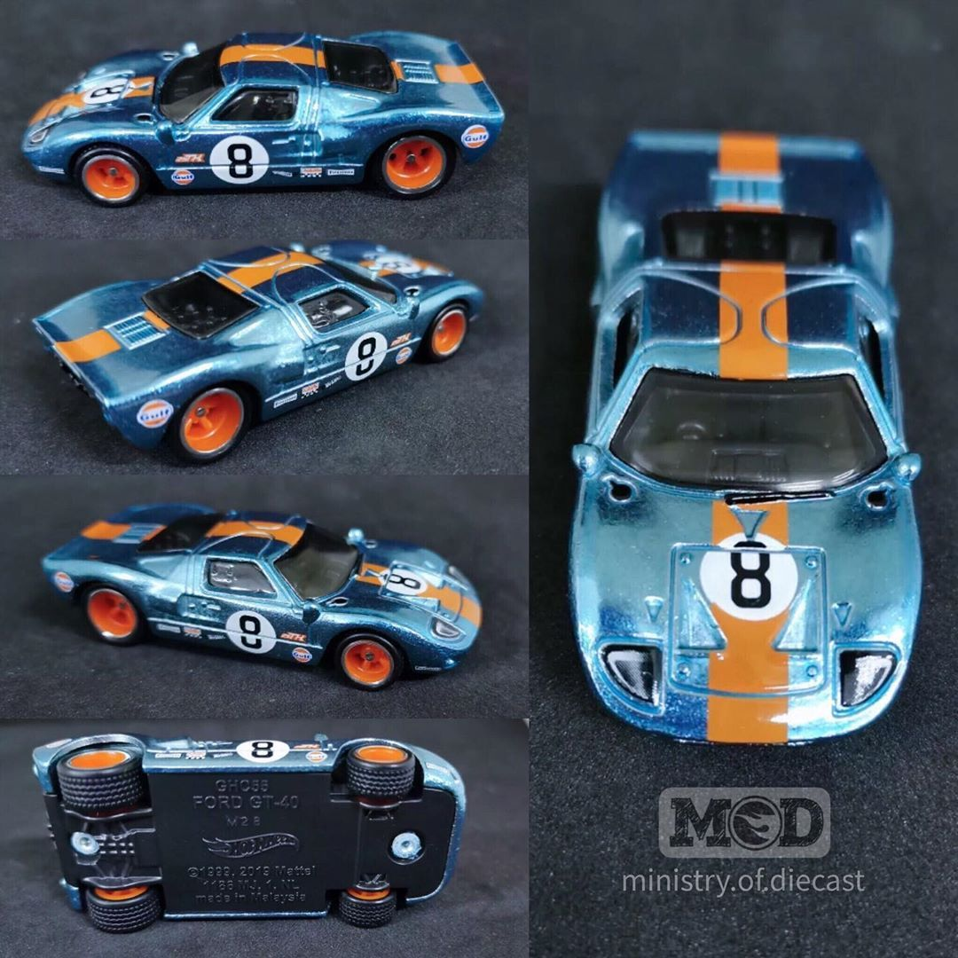 Ministry Of Diecast Mod On Instagram Th Ford Gt 40 Upcoming