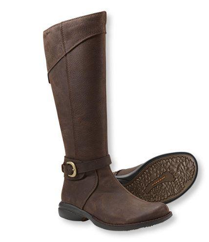 Women's Merrell Captiva Waterproof Boots, Buckle-Up: Women