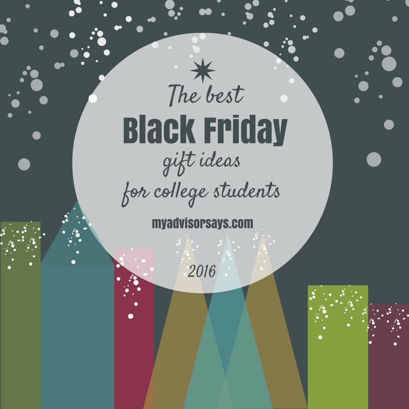 The Best Black Friday Deals And Gift Ideas For College