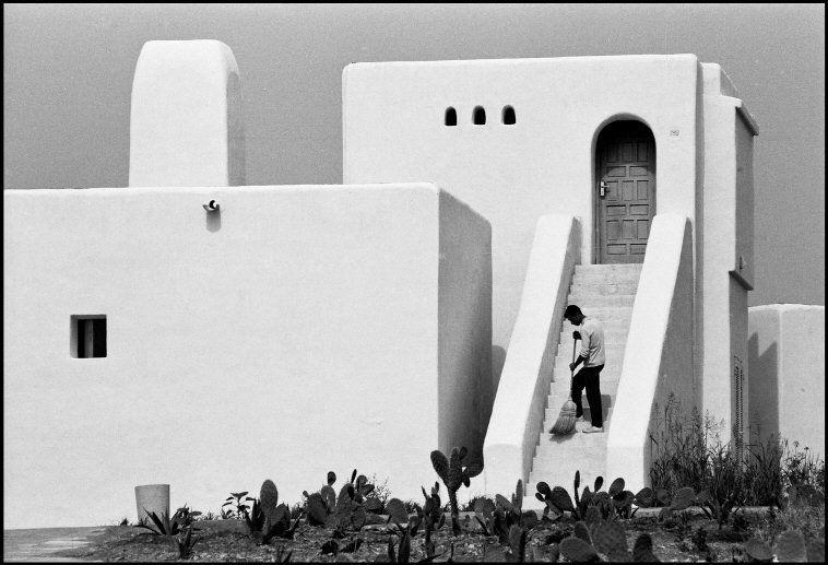 Tourist Complex Tipaza Algeria Fernand Pouillon Building