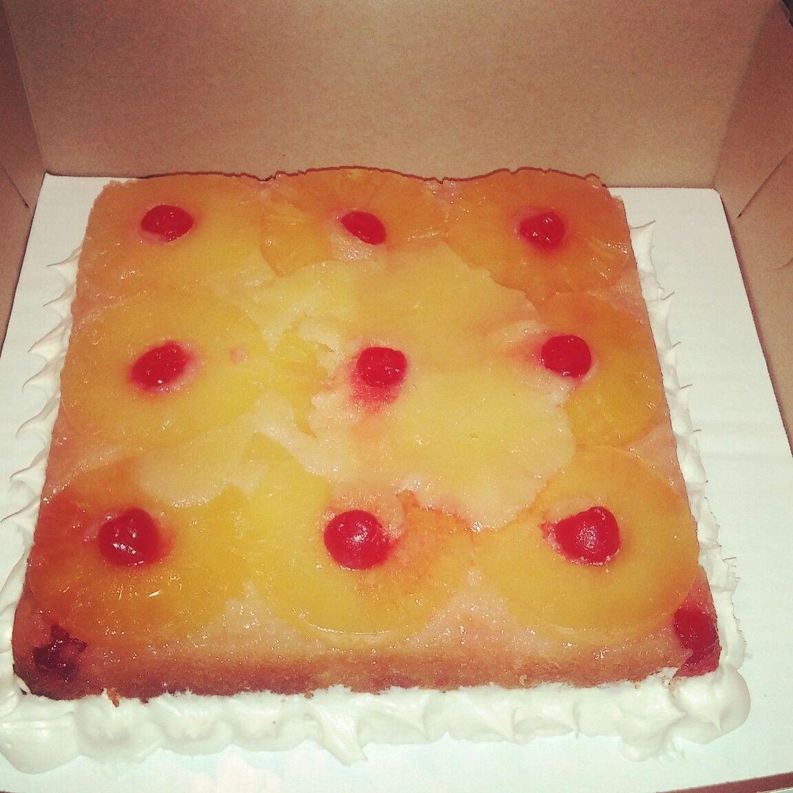 Piña cake!!ummm