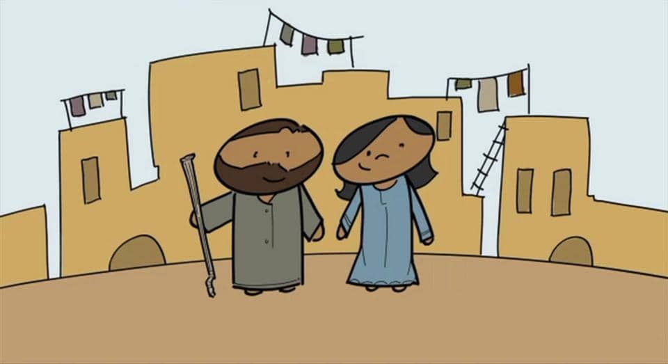 God's Story: Abraham and Sarah on Vimeo