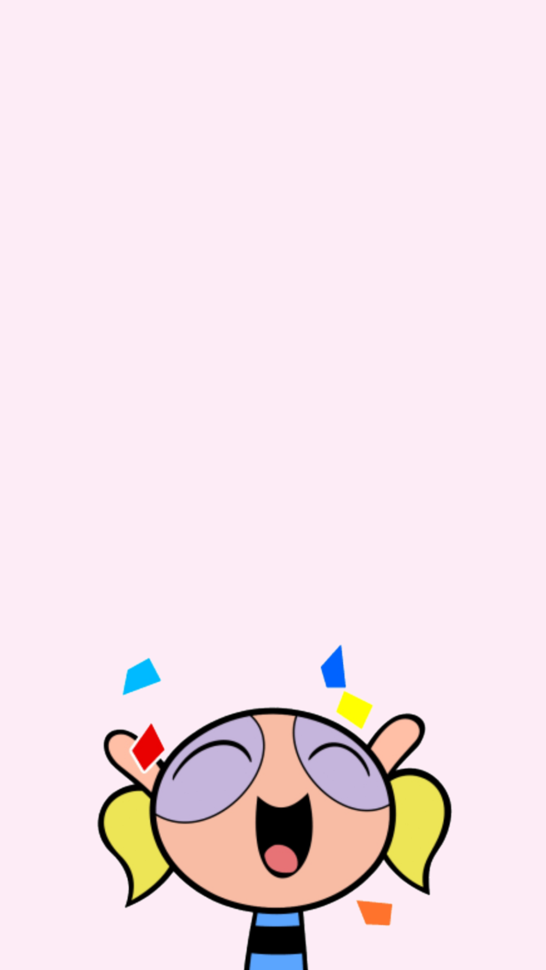 Lil Princess Bubbles Lockscreens Requested By Powerpuff Girls Wallpaper Bubbles Wallpaper Cartoon Wallpaper
