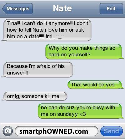 Dating messaggio di testo consiglisiti di incontri Derby