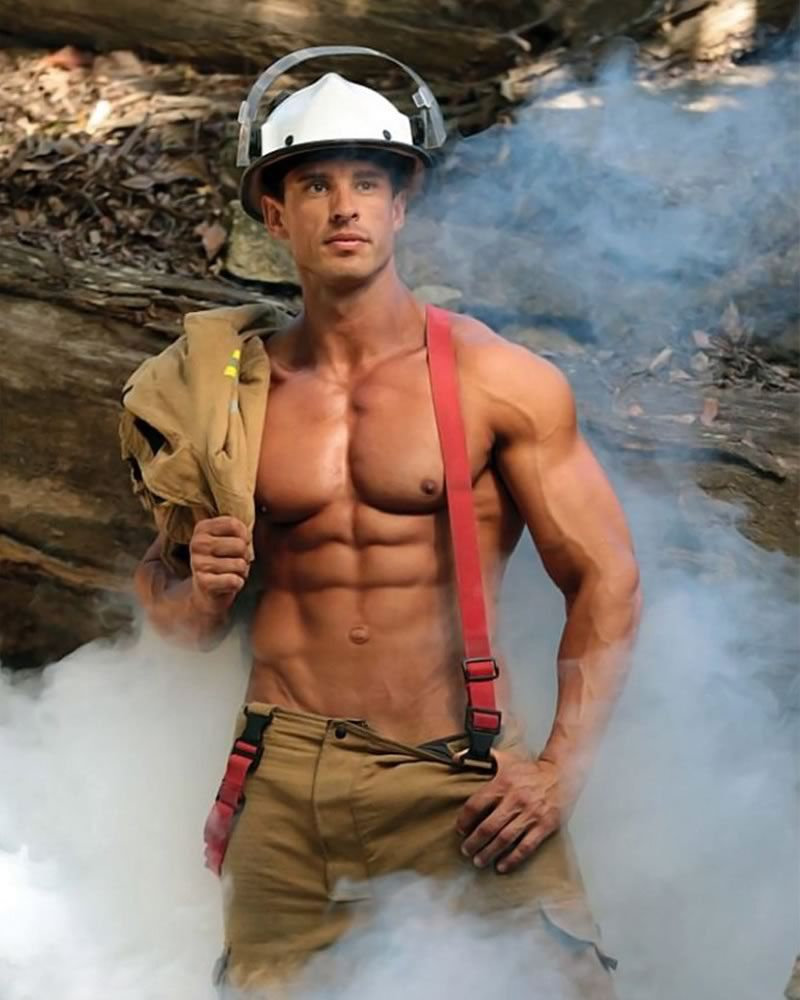 Australian Firefighters Have A New Calendar X2f Andrew