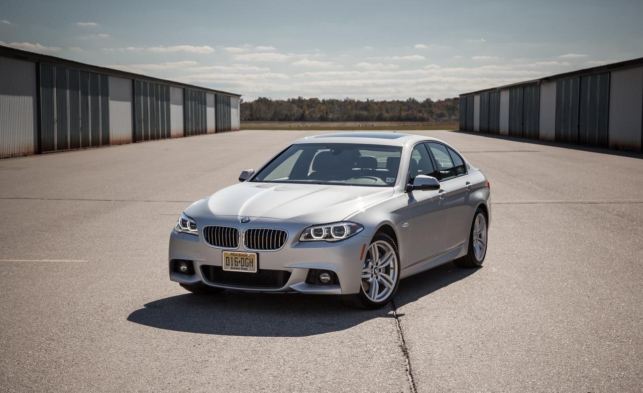 2015 BMW 535d on Top 10 Best Gas Mileage Luxury Cars
