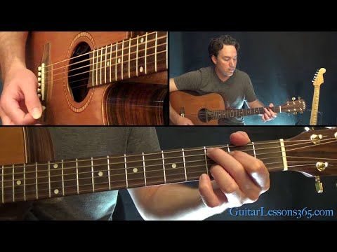 Nutshell Guitar Lesson Unplugged Pt1 Alice In Chains Chords