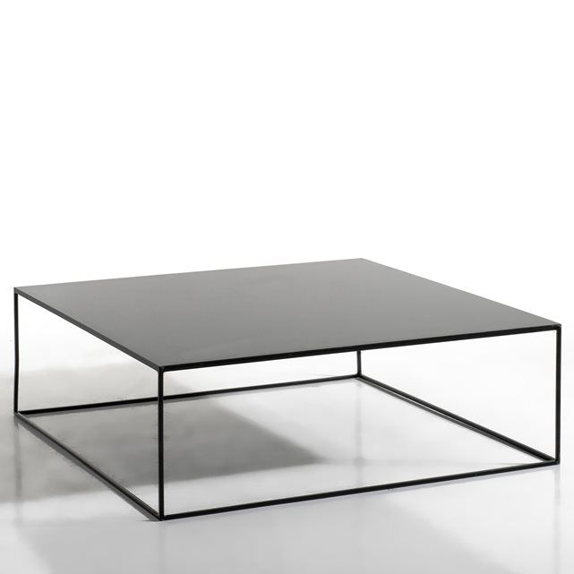 Romy Metal Coffee Table The Finesse Of The Leg Frame Gives This
