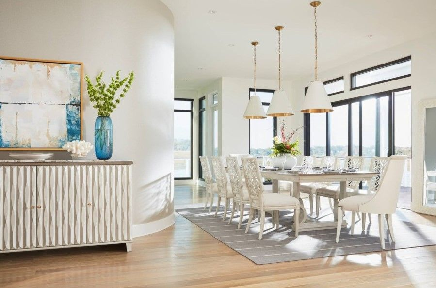 Coastal Living Oasis Formal Dining Room Group by Stanley Furniture