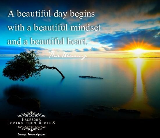 New Day Quote Via Loving Them Quotes On Facebook Salam Superrr