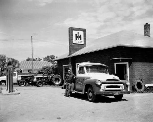 International Harvester Dealers : Ih dealer muscle cars and trucks pinterest