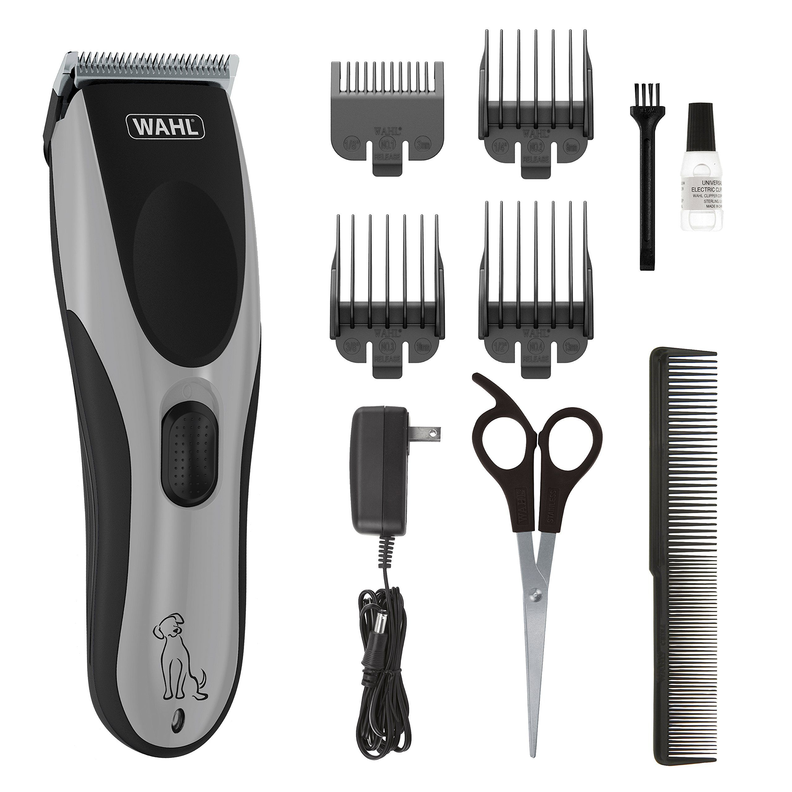 Wahl Easy Pro Pet Clippers Low Noise Heavy Duty 09549 Cord Cordless Rechargeable Dog Grooming Clippers Find O In 2020 Dog Grooming Clippers Dog Grooming Dog Clippers