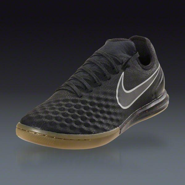 Buy Nike MAGISTA X FINALE II IC - Black/Black-Total Crimson-Gum