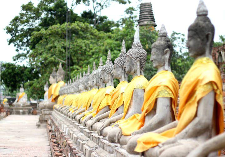Wat Yai Chai Mongkol. Thailand, Ayutthaya- Travelhype