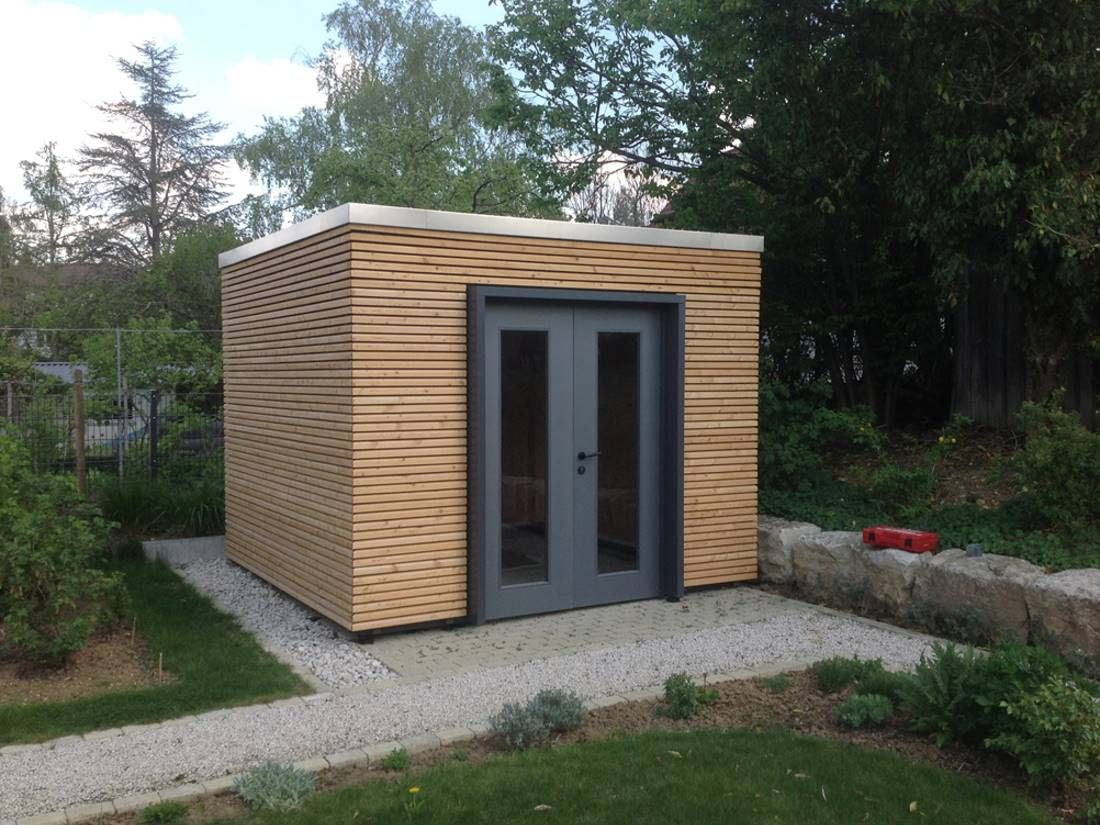 gartenhaus cubus sheds pinterest garten gartenhaus und haus. Black Bedroom Furniture Sets. Home Design Ideas