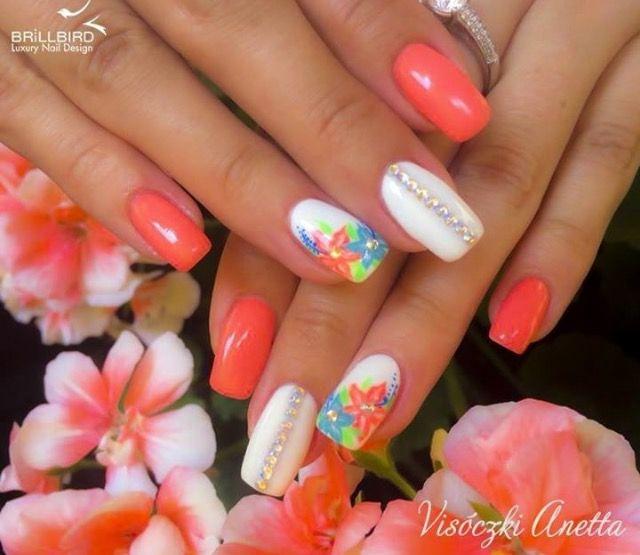 Pin de Cindy Díaz en Uñas | Pinterest | Arte uñas, Diseños de uñas y ...