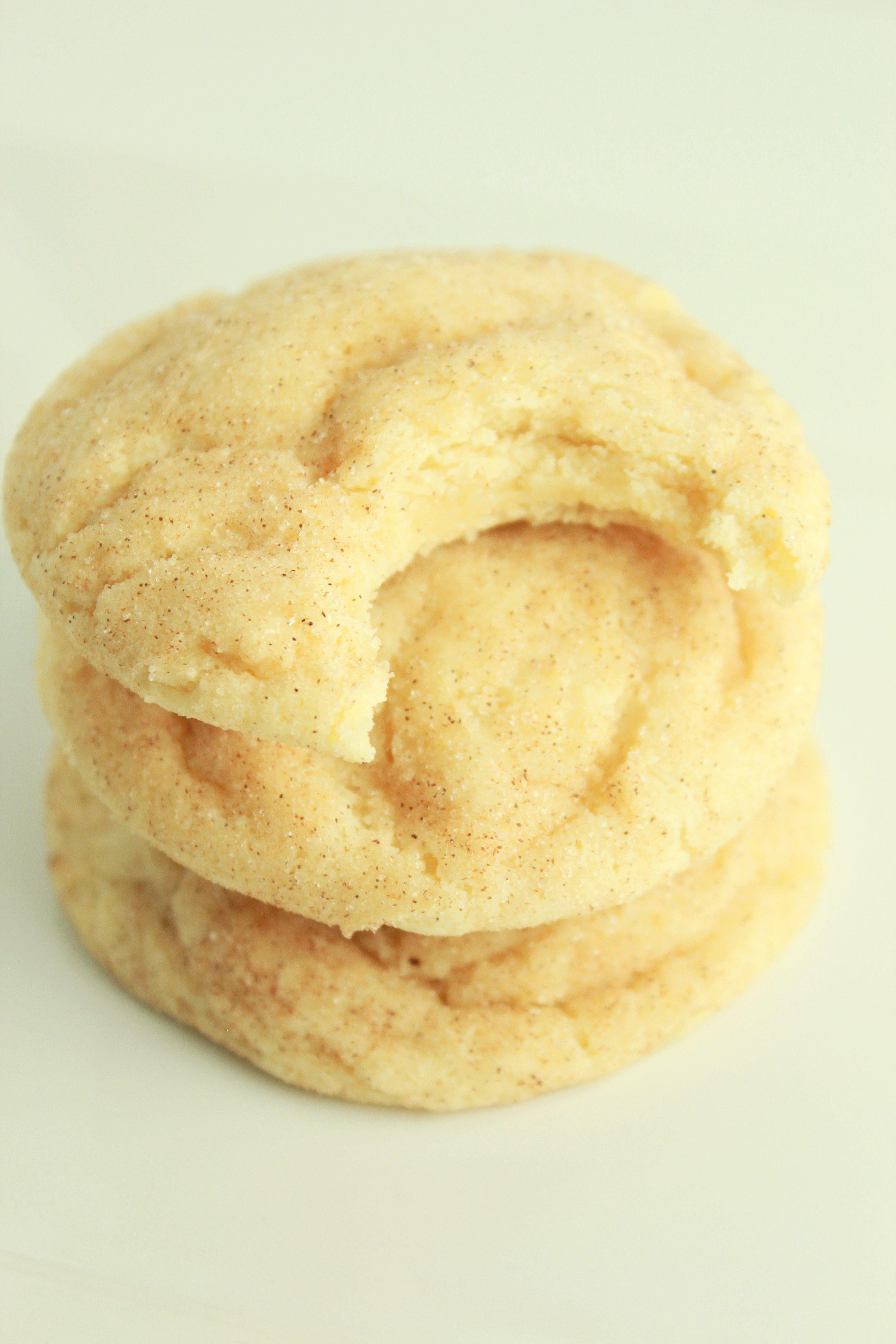 Soft Snickerdoodle Cookies Recipe Cookie Recipes Pinterest