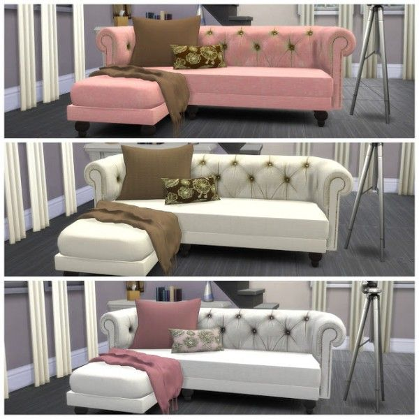 canap sims 4 sims 4 meuble maison pinterest sims canap s et d corations. Black Bedroom Furniture Sets. Home Design Ideas