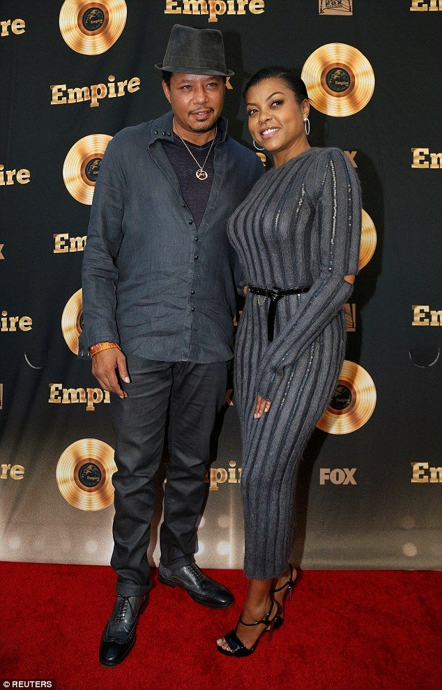 Empire Couples Dating In Real Life Taraji And Terrence Howard