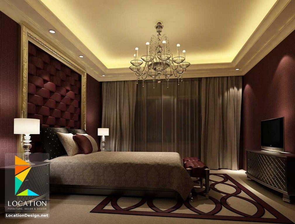 غرف نوم حديثه من اجمل ديكورات غرف النوم الرئيسية لوكشين ديزين نت Warm Bedroom Colors Elegant Bedroom Design Classy Bedroom