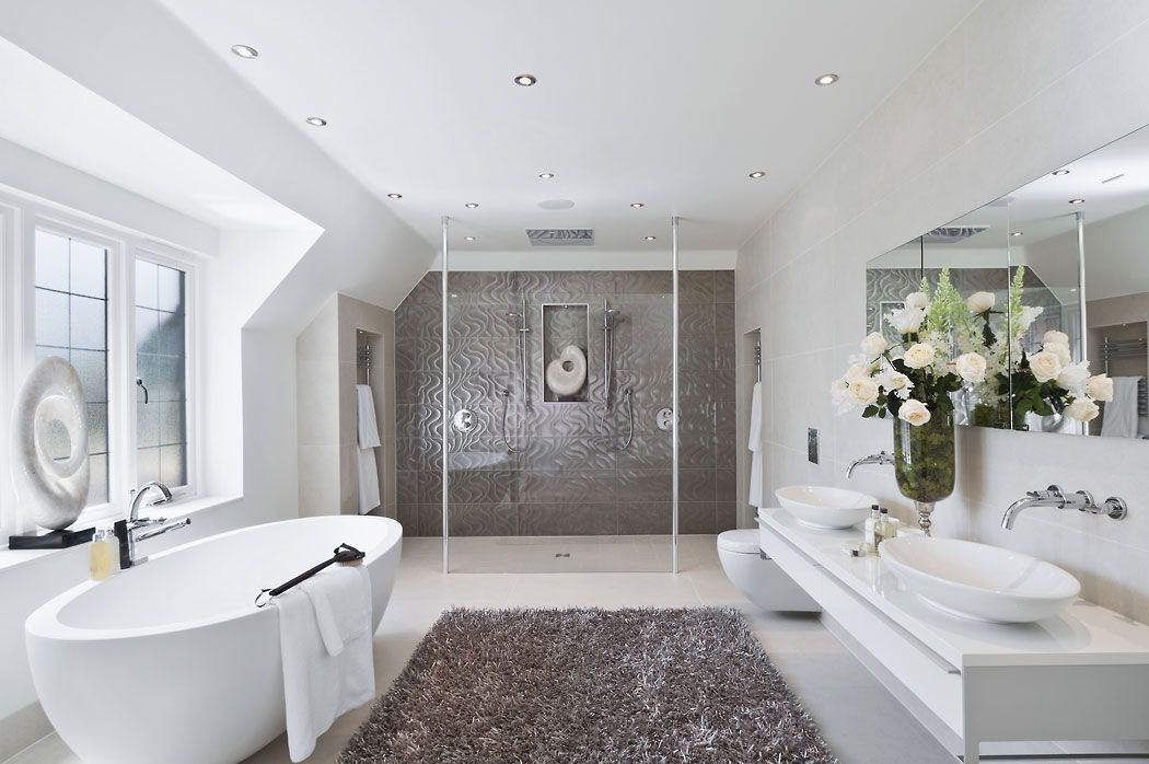 Lovely contemporary bathroom | Home Decor | Pinterest | Imperial ...