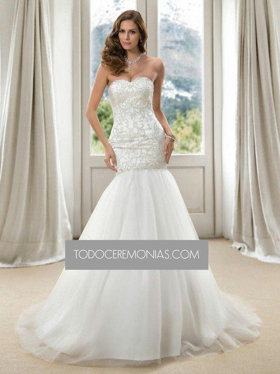 vestidos de novia 85