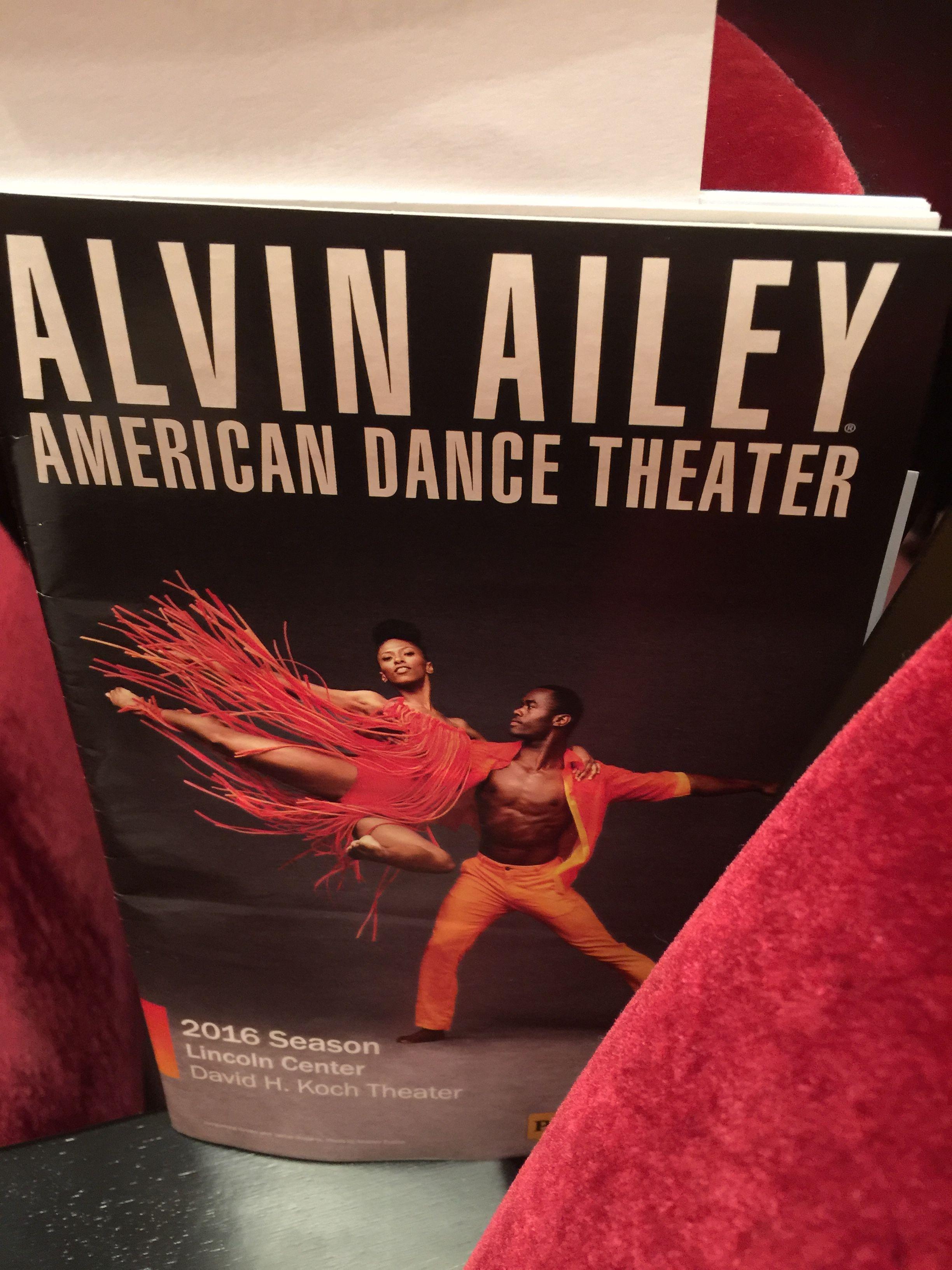 #alvinailey #davidkochtheater