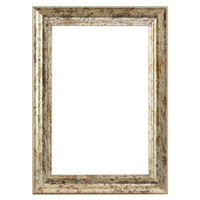 Cornice Claudia oro per foto da 50X70 cm Mirror, Cornice