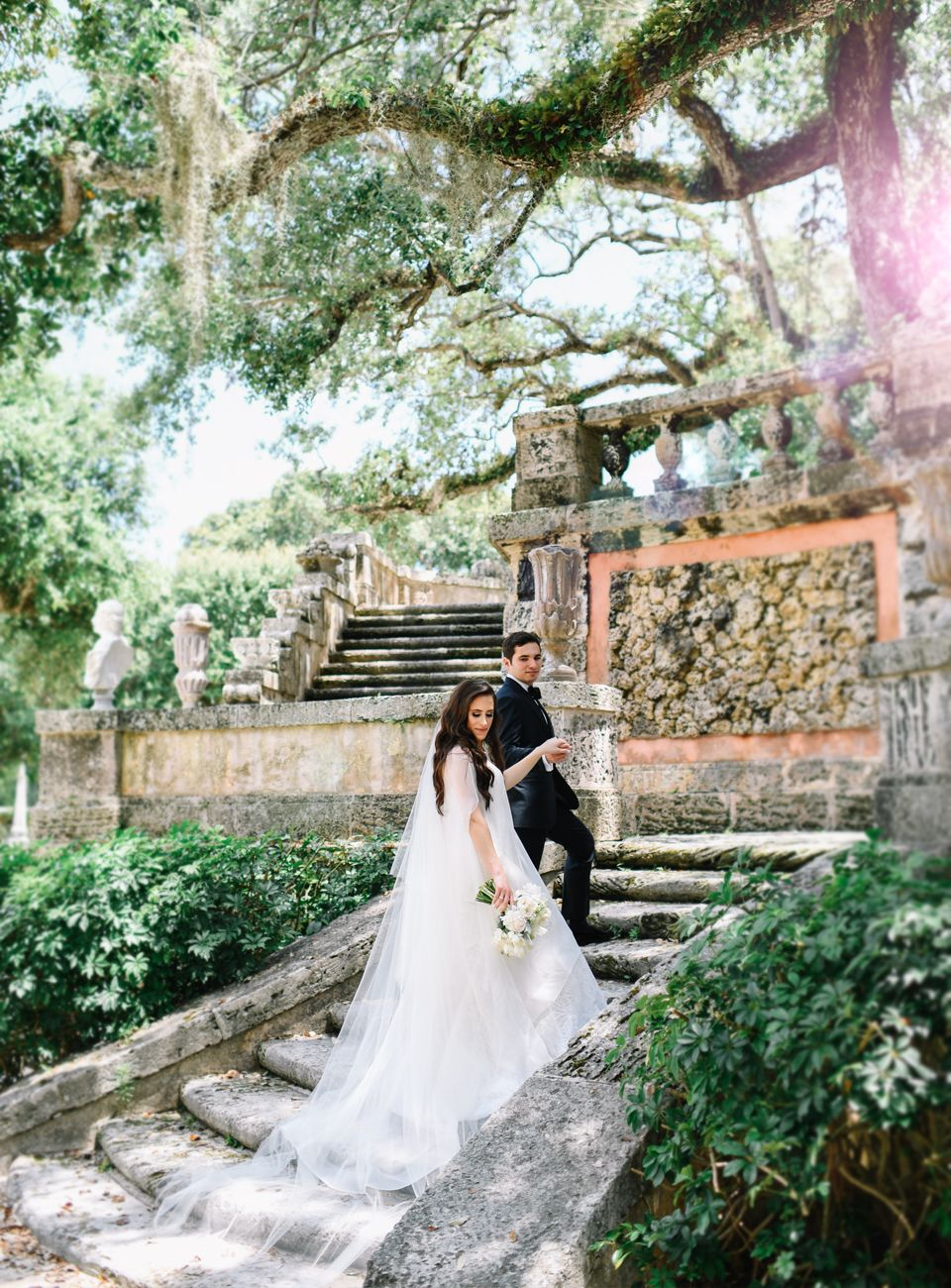 Vizcaya Wedding Photos Weddings Museum Miami Pictures And Gardens As A Fine Art