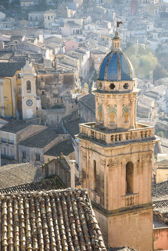Ragusa Ibla, Sicily, Italy by bautisterias
