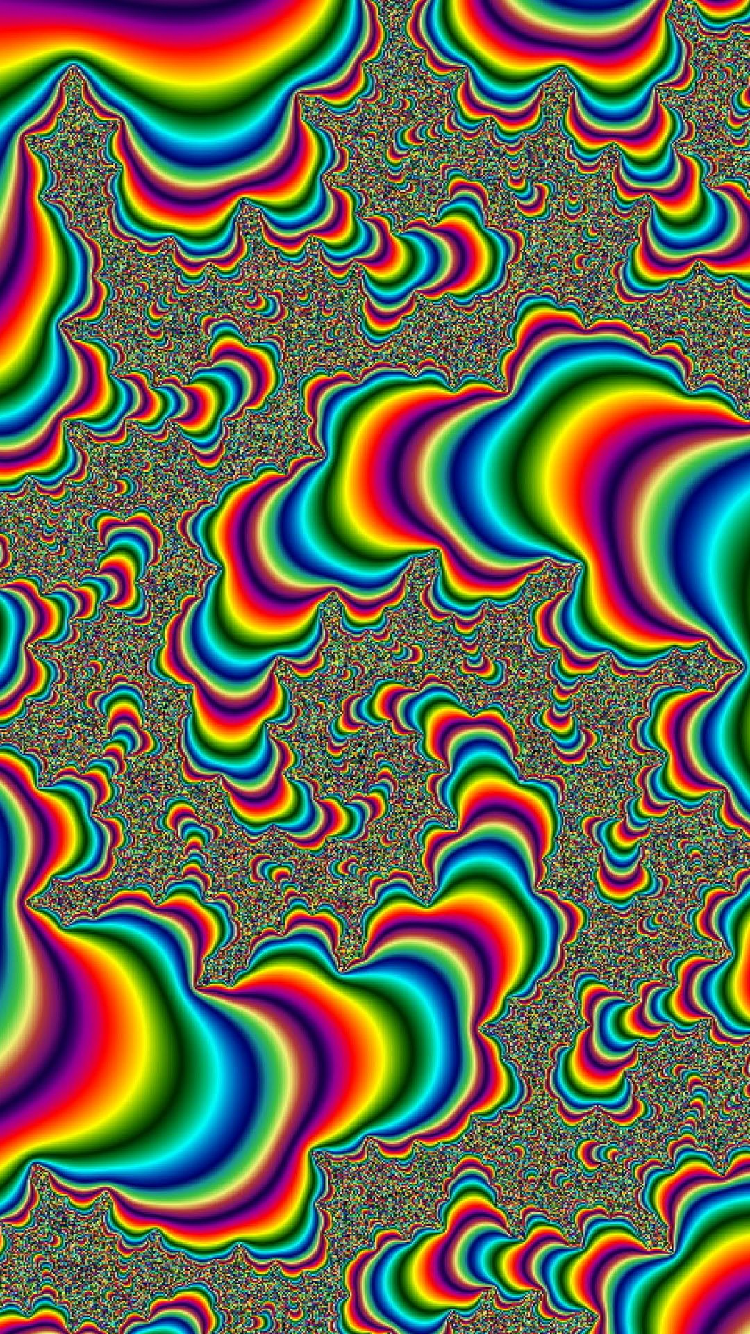 Psychedelic iPhone wallpaper Trippy iphone wallpaper