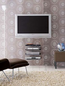 High Quality Cool Idea For Muro TV Mount!
