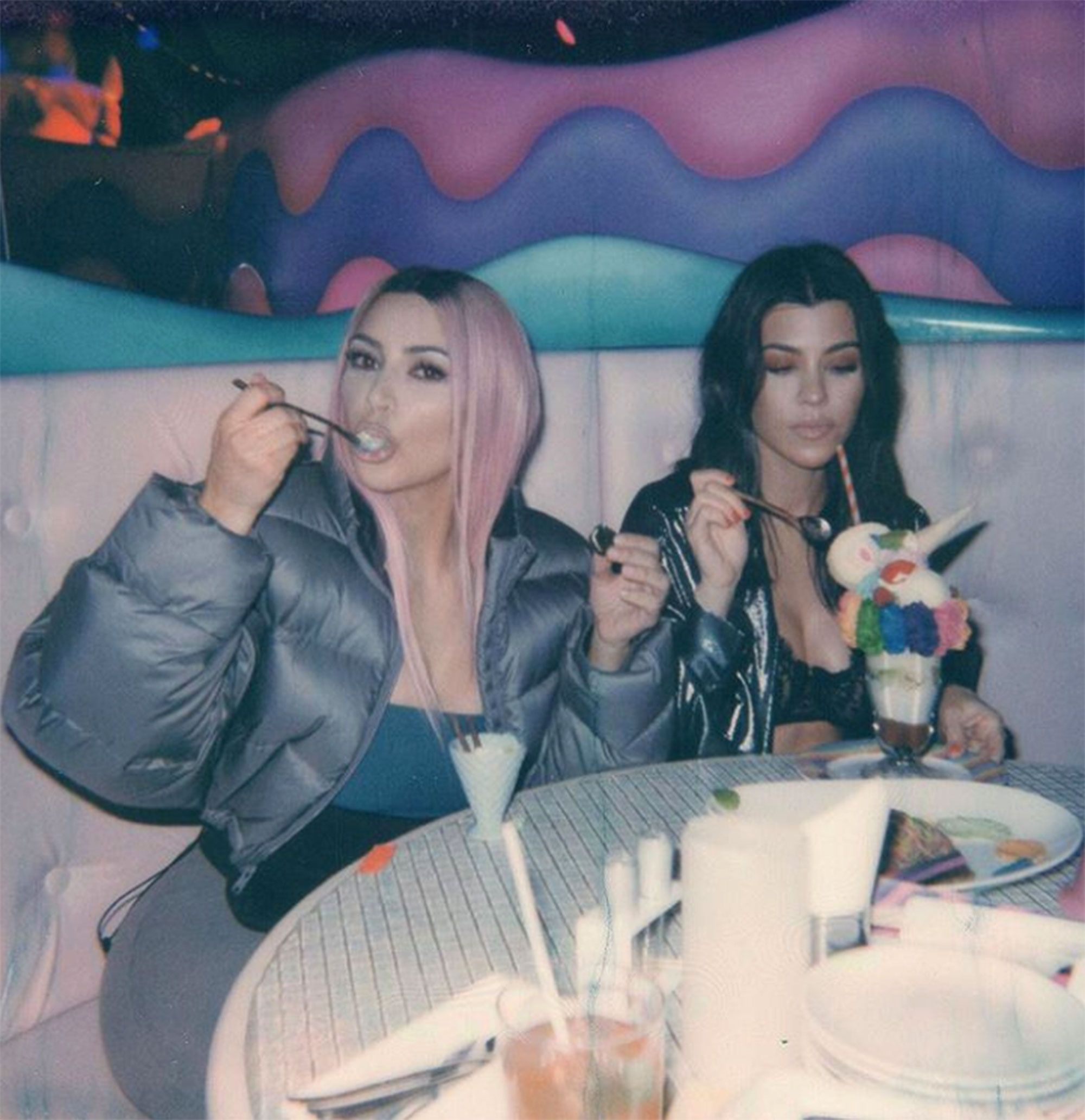 Kim Kardashian 'Disgusted' with Kourtney and Khloé's Japan Outfits: 'It's Actually Embarrassing'