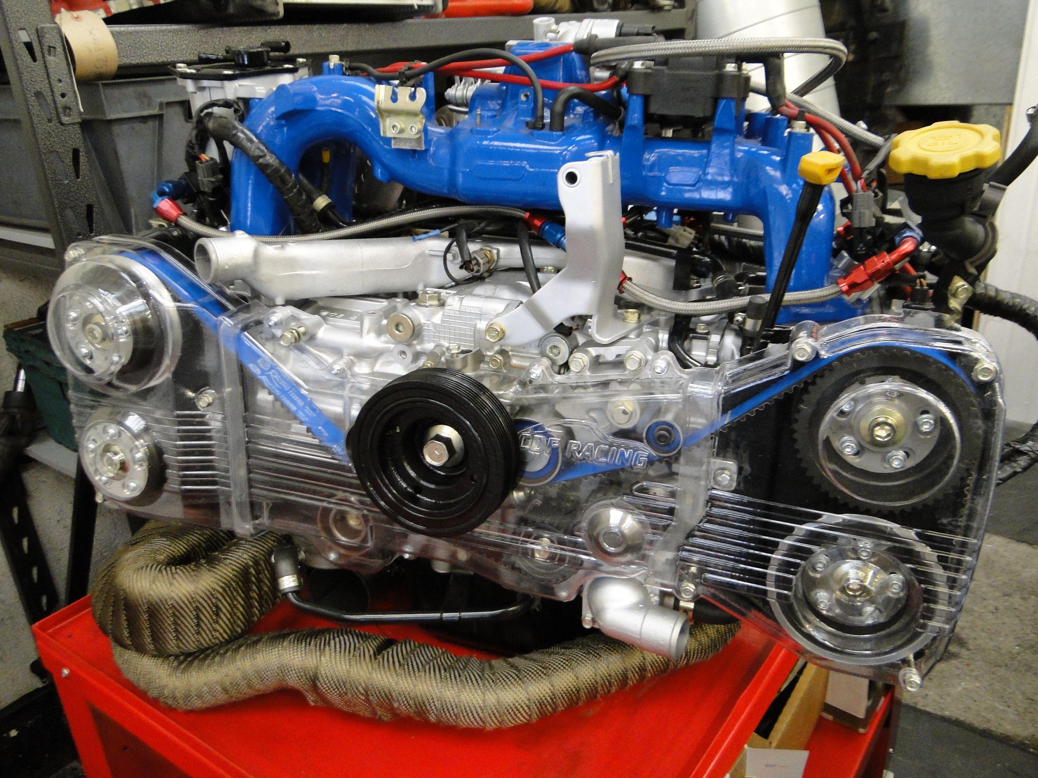 ej20/ej257 3 piece clear cam covers | AWD | Subaru cars, Subaru