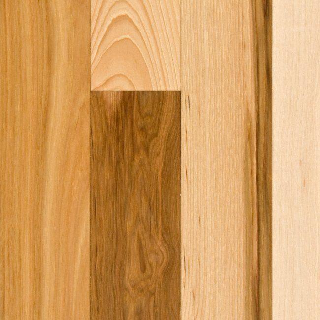 Mayflower 3 4 X 3 1 4 Millrun Hickory Solid Hardwood Floors Hardwood Floors Solid Hardwood