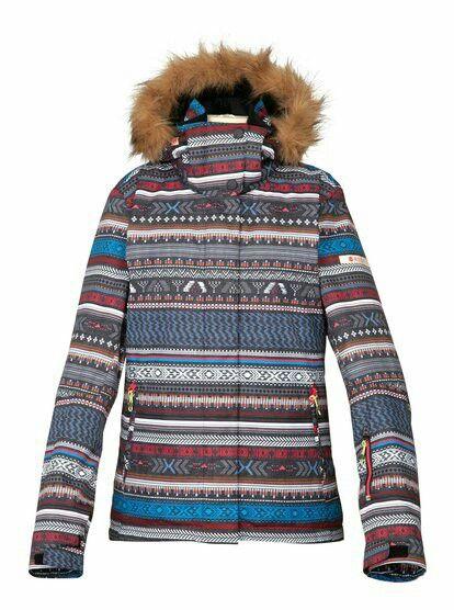 Roxy snow coat