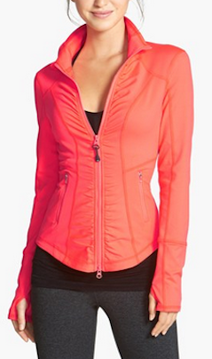 Cute workout jacket